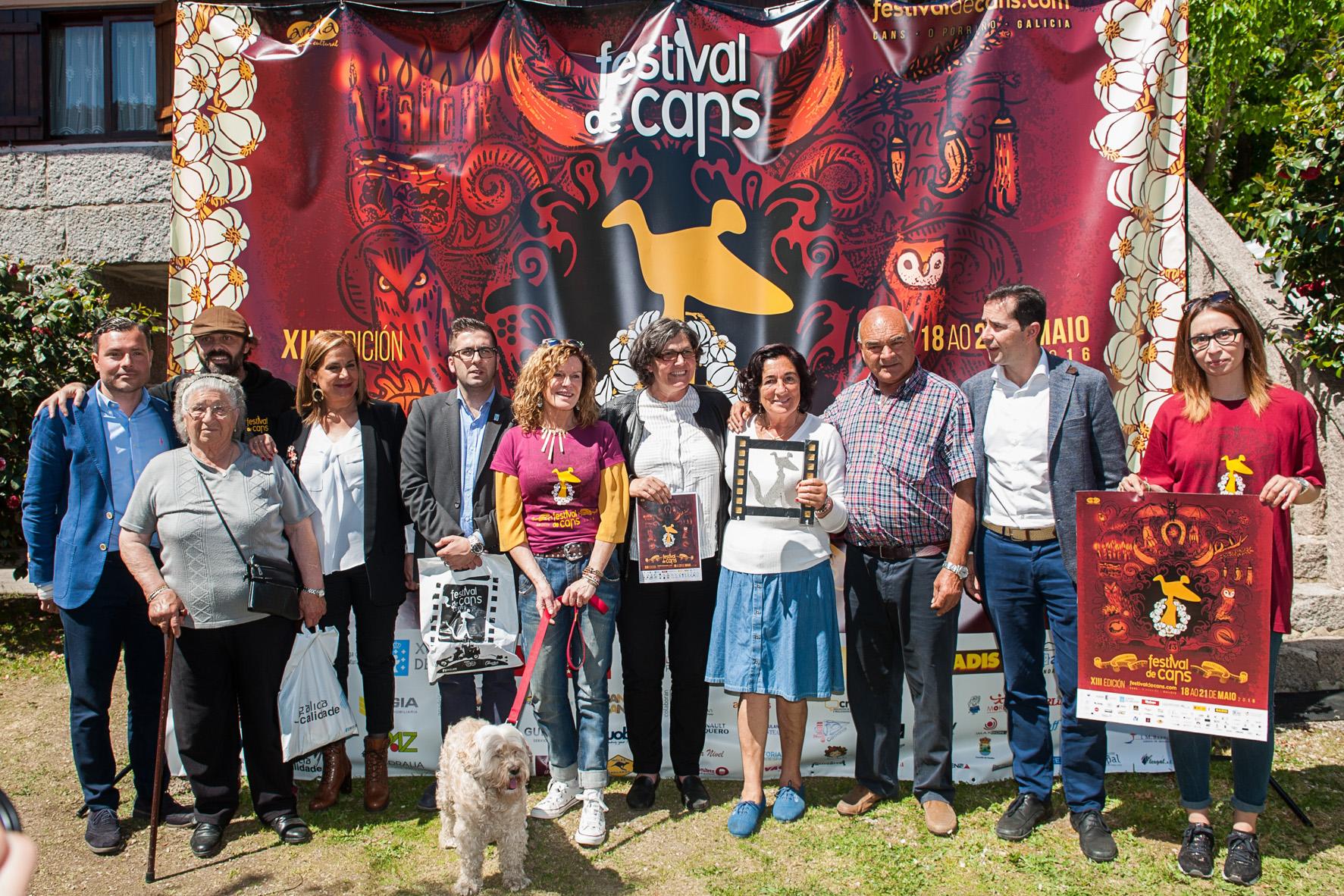 Presentacion Festival de Cans 2016